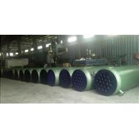 Buy cheap Multi tube glass lined heat exchanger for chemical , agrochemical industry from wholesalers