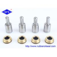 Quality Hydraulic Control Valve Pusher Hitachi  ZX200 Hydraulic Pump Parts Anti Abrasion for sale