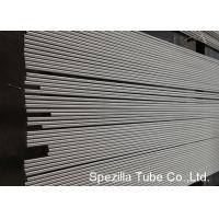 China SUS 304 316 Stainless Steel Heat Exchanger Tube 20 ft Length Annealed & Pickled on sale