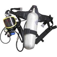 Buy cheap RHZKF6.8/30-1 Positive Pressure Fire-fighting Air Respirator from wholesalers