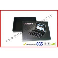 Quality Full Color Printing Laptop Cardboard Box Packaging With Ivory Card Materials for sale