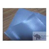 Quality 0.5mm Thickness Woven Polypropylene Material 500DX500D Banner Mesh Fabric for sale
