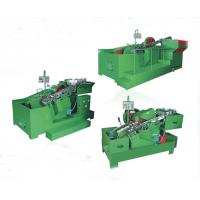 Quality Horizontal Flat Die Thread Rolling Machine With 1.1-15kw Motor Power , High Speed for sale