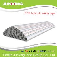 Quality Europens quality level PPR plastic pipe&fittings with DVGW certificate for sale