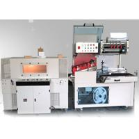 Quality 3Kw Power Heat Shrink Wrapping Machine Safety Protection Easy Operation for sale