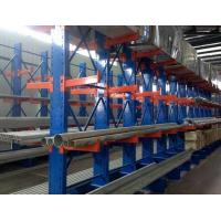 Quality Heavy Duty Warehouse Steel Storage Metal Arm Cantilever Pallet Rack for Pipes for sale