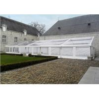 Buy Wedding Banquet Clear Waterproof Clear Span Structure Tents For 1000 people at wholesale prices