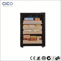 Quality Lightweight Cigar Humidor Cabinet , Cigar Humidor And Wine Cabinet for sale