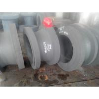 Quality High Precision Spare Parts Forging Metal Castellated Shaft For Wind Power Generator Forged Slag for sale
