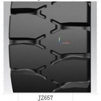 Quality 20.5/70-16 Rubber Solid Nylon Bias Ply Tire OD 986-1020 mm Industrial Forklift Tires for sale