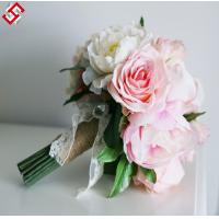 Quality Floral Bridal Wedding Bouquet DIY and Christmas Decoration for sale