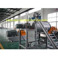 Quality Styrofoam Insulation Board Single Screw Extruder 150MM Water Jacket Cooling Type for sale
