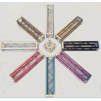 Quality 150 x 150MM Colorful Aluminum Mini Bolt Truss For Exhibition Booth for sale