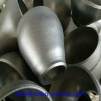 China Stainless Steel Reducer Butt Welded Pipe Fittings WP348H 1/2'' SCH40s on sale