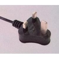 Quality UK Non-Fused Power Cord Plug, BS1363A Moulded Plug for sale