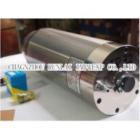 Quality 6.5kw ER32 High Speed Motor Spindle , GDK125-18Z Water Cooling Spindle for sale