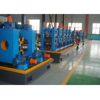 Quality 0.8 - 3.0mm Thickness ERW Pipe Mill Line Adjustment By Turbine Worm for sale