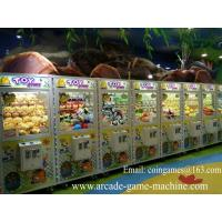 Amusement Arcade Coin Operated Arcade Toy Story Cranes Claw Machine For Sale