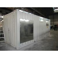 Quality 20ft Containerized Diesel Generators , Cummins KTA50-G3 Power 1000KW Diesel Genset for sale