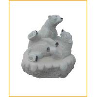 Carving stone granite bear statue for sale