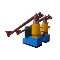 Quality High Fuel Industrial Pellet Making Machine For Wood , Straw , Cotton Stalk , Rice Husk for sale