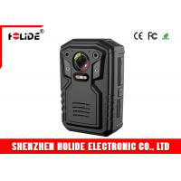 Quality Rugged 4G LTE Police Body Cameras 1296P High Resolution USB Charging for sale
