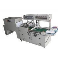 China L Sealing Automatic Shrink Wrap Machine / Shrink Wrapping Machinery 150 Mm on sale