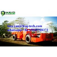 Quality RT-15 Hydropower Low Profile Dump Truck For Mining , Quarrying , Construction for sale