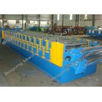 Quality 75mm Shaft Double Layer Roll Forming Machine High Speed 8500 * 1650 * 1850mm for sale