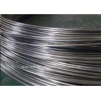 Quality Bicycle Fittings Stainless Steel Welding Wire Rod Mill Surface Free Samples for sale