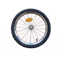 Buy Bike Trailer Accessories trailer rear wheel with Rustproof rim at wholesale prices