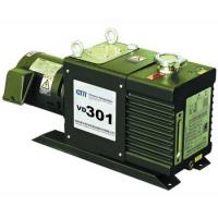 China A/C Rotary Vane Mechanical Vacuum Pump , KF25 Low Noise Two Stage Vacuum Air Pump on sale