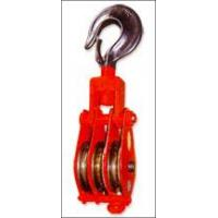Quality Triplicate Pulley Wheel (HQG) for sale