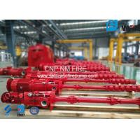 Quality Centrifugal Electric Motor Driven Fire Pump Sets With Vertial Turbine Pumps For Water Use for sale