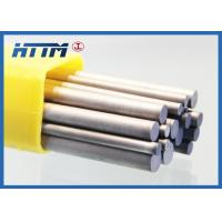 Buy cheap Above 4000 MPa Tungsten Carbide Rod / Bar 330 mm with 10% Cobalt, Density 14.37 from wholesalers