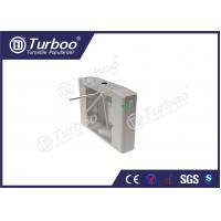 Buy RFID Three Arm Tripod Turnstile Gate , Vertical Tripod Turnstile For School at wholesale prices