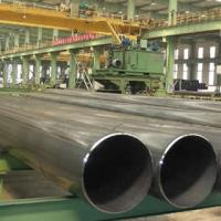 Quality Longitudinally Submerged Arc Welded Steel pipes, LSAW pipe for sale
