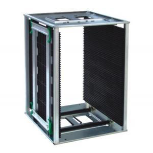 Quality Traceless 10e6 Ohm Metal Plastic ESD Magazine Rack for sale