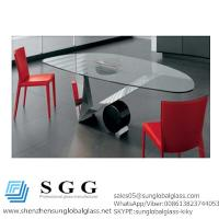 Quality Excellence quality europe glass cutting table top for sale