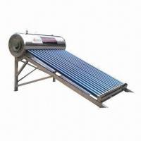 Quality Stainless Steel Solar Water Heater System, Easy-to-install for sale