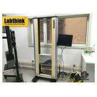 Quality 6 Stations Universal Tensile Testing Machine For Metal Sheeting / Textiles 1KN for sale