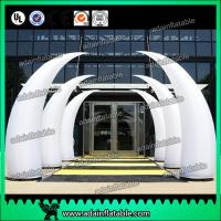 Quality Giant Event Entrance Decoration Festival Gate Decoration Inflatable Tusks for sale