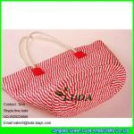 Quality LUDA 2016 new fashion paper straw handbag for sale
