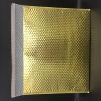 Buy cheap large golden bubble waterproof bag in size 50*60CM for gift packaging from wholesalers
