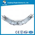 Quality HAIR CIRCLE aluminium alloy / hot galvanized suspended platform / suspending platform for sale