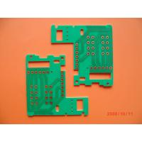 Quality Electronic Circuit Board FR1 Immersion Gold PCB  Fabrication Service for sale