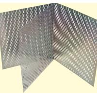 Manufacturer custom rotproof cheap perforated metal mesh tube 1mm