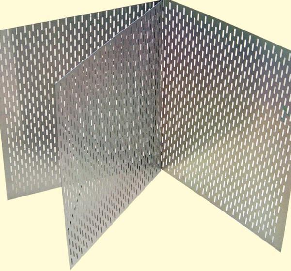 Manufacturer custom rotproof cheap perforated metal mesh tube 1mm