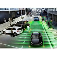 Buy cheap APP matching driving assistance systems , LCD display lane departure warning systems from wholesalers