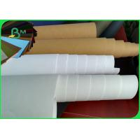 Quality Reusable Hand Washed White Kraft Paper for sale